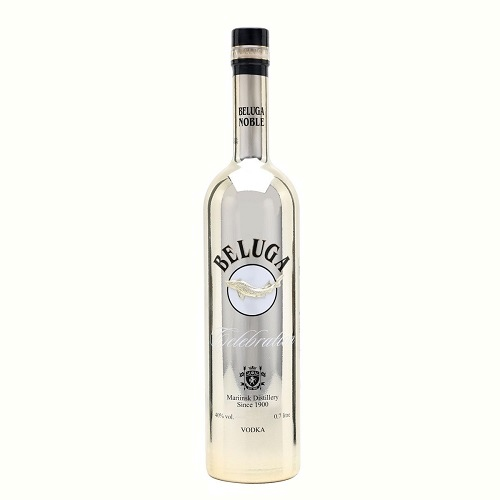 Vodka Beluga Celebration Gold 0.7L